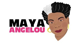 Famous for her poems, motivational quotes & more learn about Maya Angelou (Biography)