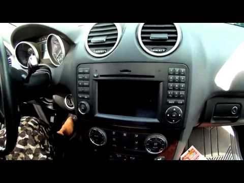2010 Mercedes Benz ML350 Sunroof, Phone and Navigation Cynthia
