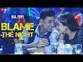 Blame The Night - Lyrical Video | Holiday | Pritam & Arijit Singh ft. Akshay Kumar, Sonakshi