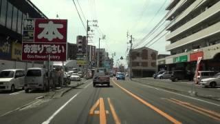 愛媛県道334号(国道11号の旧道) 愛媛県東温市川内→松山市