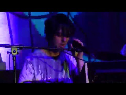 Animal Collective - Jimmy Mack - Paris Cigale 2016