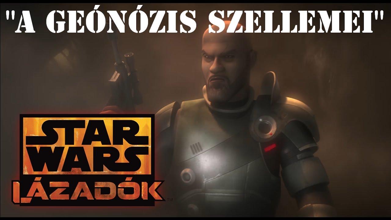 A disney mindent ujrahasznosit 198 - Star Wars L Zad K L A Ge N Zis Szellemei El Zetes 1080p Hd