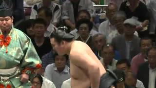 平成25年秋場所12日目 sumo 大相撲.