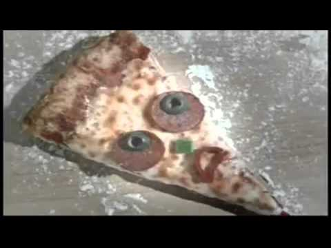 The Pizza Head Show Episode 1 Pizza head gets crusted ...