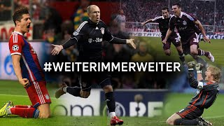 Best FC Bayern comebacks of all time