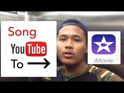 Cara Memasukan Lagu Dari Youtube Ke iMovie
