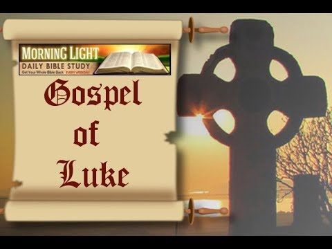 Morning Light - Luke 20 Part 1