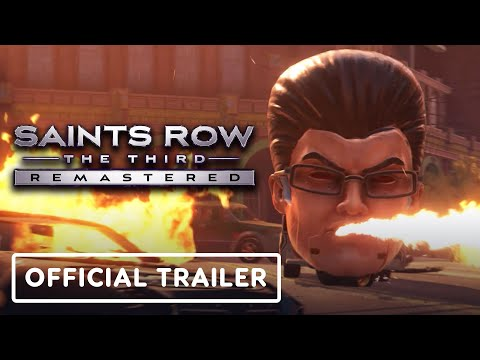 Saints Row: The Third Remastered - Official Announcement Trailer