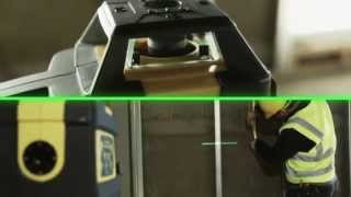 STANLEY® FATMAX® green beam rotary laser level