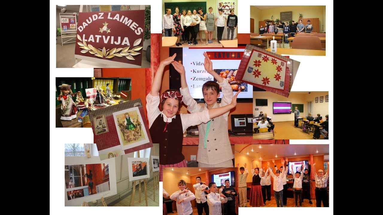 Latvijai 102!