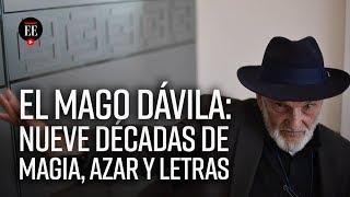 Guillermo Dávila, 90 años de magia, azar y letras | Noticias | El Espectador