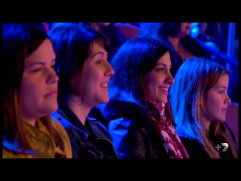 The X Factor Australia 2015 - Auditions - Davey Denis