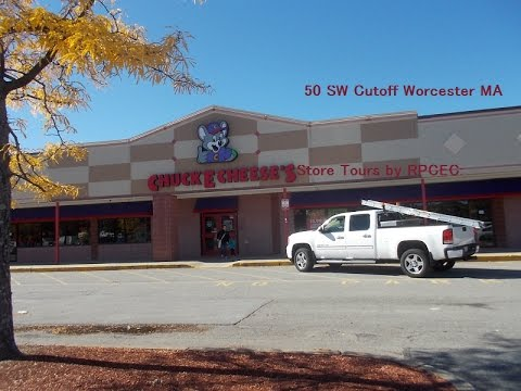 Chuck E. Cheese's Store Tours by RPCEC: 50 SW Cutoff Worcester MA