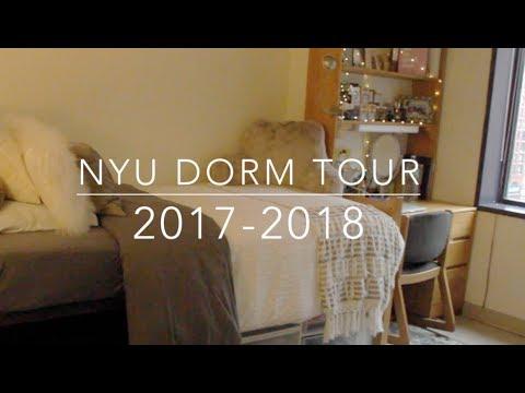 New NYU Dorm Tour 2017!!