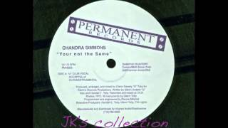 Chandra Simmons — You