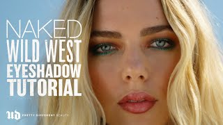 Naked Wild West Eyeshadow Palette Tutorial - Urban Decay Cosmetics