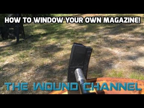 Window Your Own Magazine!
