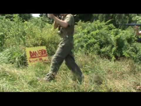 C7viper Films - Madbull Airsoft Mine Demonstration