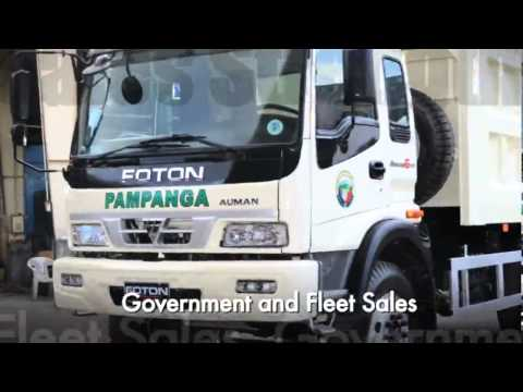 Foton Motor - Foton dealers in Philippines