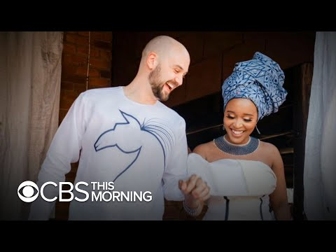 World Of Weddings: Couple In South Africa Celebrate With Tradition, Culminating With Modern Cerem…