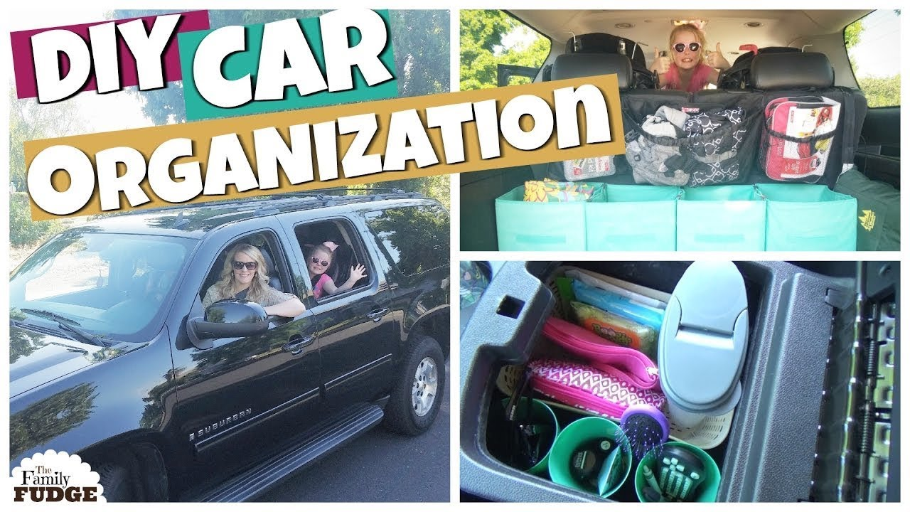 My New Car Diy Dollar Tree Organization Ideas Amp Hacks