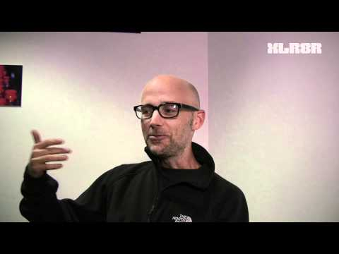 XLR8R TV presents Moby on Mute