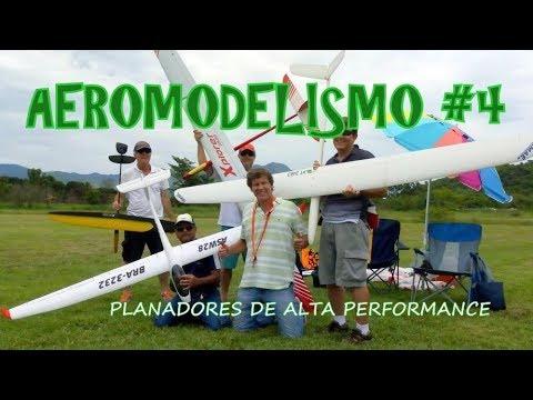 AEROMODELISMO 4  -  PLANADORES de ALTA PERFORMANCE by Eduardo Duda Motta Channel