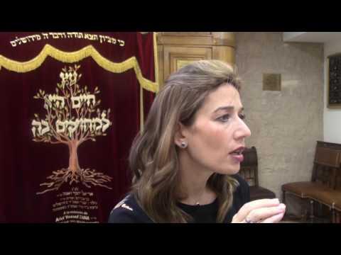 """MARIACHA Drai: """"Toutes les ROUTH mènent à JERUSALEM"""" partie 2"""