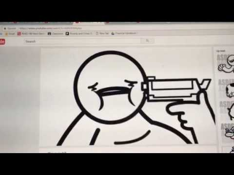 asdfmovie fat guy crying with Yin and Yang crying