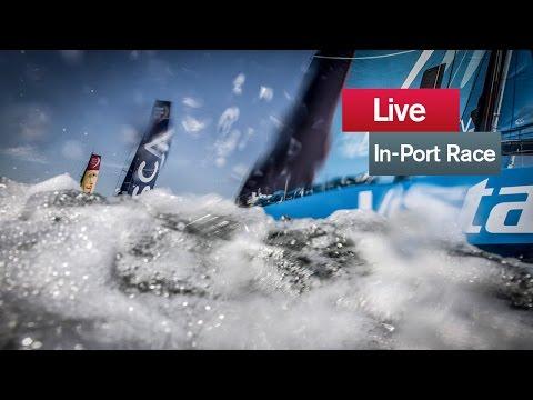Live recording: Lisbon In-Port Race