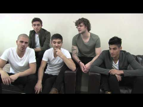 The Wanted - I Found You A Special Message