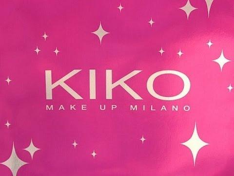 Lo Mejor de Cada Casa: KIKO Make Up Milano