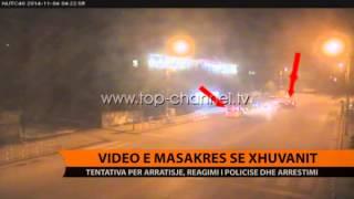 Masakra e Xhuvanit, imazhet e arrestimit - Top Channel Albania - News - Lajme