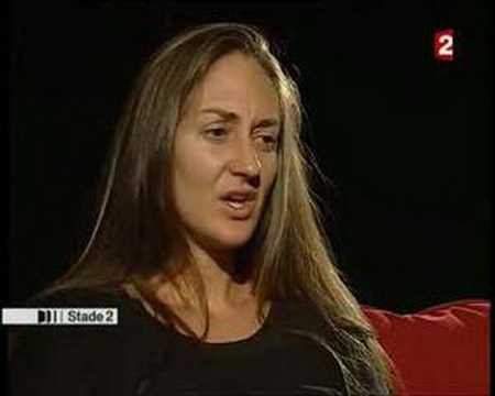 Mary Pierce - interview 2007-12-17