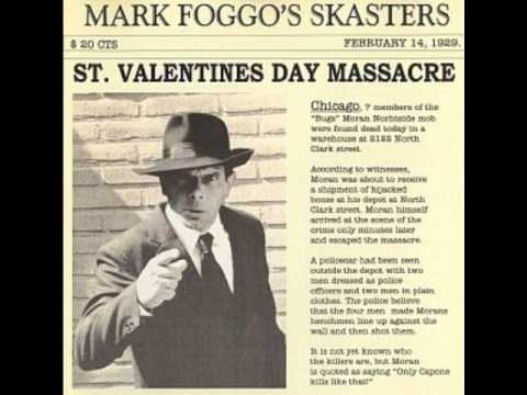 Mark Foggo's Skasters - St. Valentine's day massacre