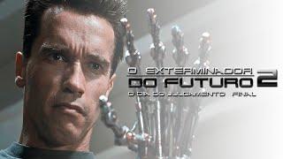 O Exterminador do Futuro 2   Duas Dublagens (Televisão e DVD)