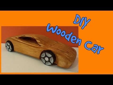 DIY - Wooden Car