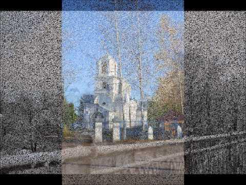 Храм Спаса-Преображения с.Бронница   в фото