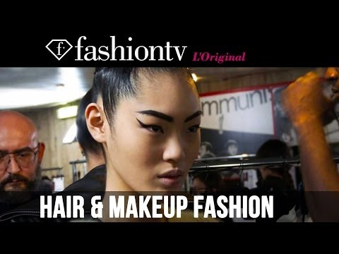The Best of FashionTV Hair & Makeup - May 2014 | FashionTV