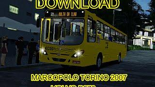 Omsi 2 #Download Marcopolo Torino Volvo B270F