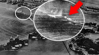 Dark Photos: An Unidentified Object Photographed in Pearl Harbor