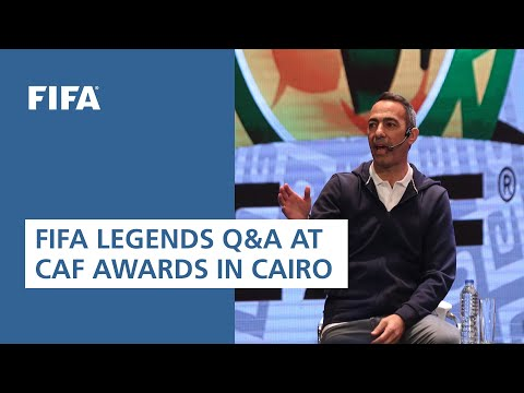REPLAY: FIFA Legends Q&A in Cairo