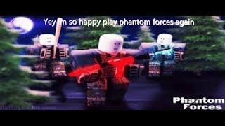 Perang player di phantom forces - Roblox