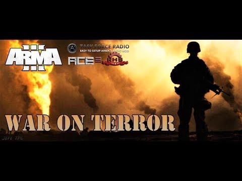 [ArmA 3] War on Terror - Coop.30  Gameplay en Español [1080p60 21:9] En Directo