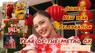 FENGSHUI 101 + CHINESE NEW YEAR CELEBRATION #2021
