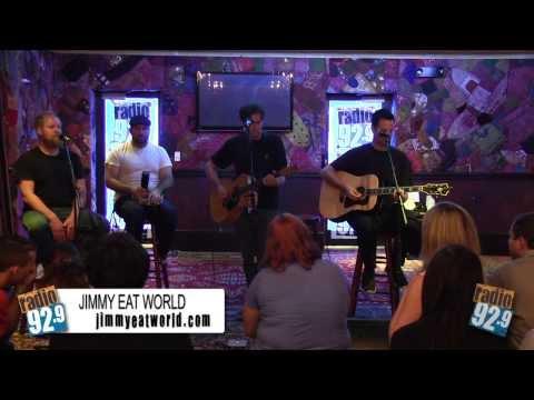 Jimmy Eat World - Work (Live @ Foundation Room) (HQ)