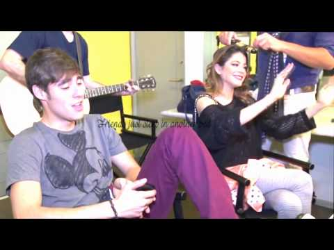 Jorge & Tini || We're not friends