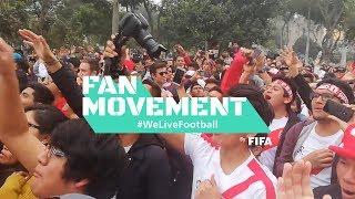 FIFA Fan Movement - Join The Football Fans