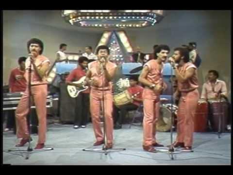LOS KENTON (video 80's) – Los Melones – MERENGUE CLASICO