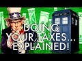 How to Do Your Taxes EXPLAINED!